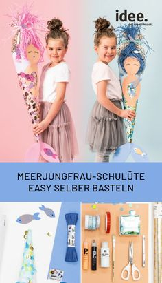 Ballet, Mini Me, Kids Toys, Diy And Crafts, Kindergarten, Prom Dresses, Birthday, Schultüte Diy, Instructions