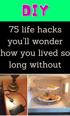 Amazing Life Hacks, Simple Life Hacks, Useful Life Hacks, Diy Hacks, Cleaning Hacks, 1000 Life Hacks, Good To Know, Helpful Hints, Diy And Crafts