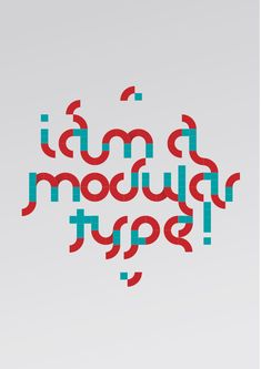 Modular Type on Typography Served