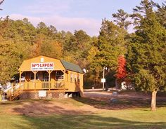 Wolfpen ATV Campground & Cabins | Mena, Arkansas