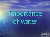 Image result for importance of water Importance Of Water, Image