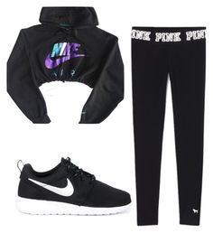 """""""Untitled #194"""" by summer-zou ❤ liked on Polyvore featuring NIKE"""