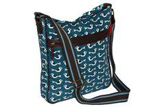Tamelia Messenger Bag by Tamelia