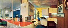 Disney's house of the future. Short lived attraction.
