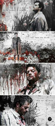 Les Mis + Supernatural = Perfection and Tears