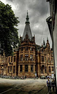 Study Abroad, University of Heidelberg, Germany