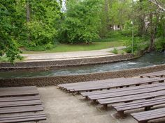 An amphitheater on the river... pretty cool... Bidwell Bowl Amphitheater, Chico