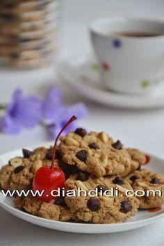 Chocochip Moka Cookies