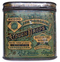 watsons-imperial-cough-drops-tin-toronto-ilsley_1_559b8faf9b930c2aa86c006c2eb3efb6.jpg (461×480)