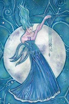 ...is Celestial... #moon #luna #selene #goddess #pagan #wicca