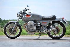 HTmoto LM #MotoGuzzi #motorcycle