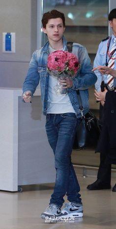 Tom e flores é uma das minhas coisas preferidas ❤