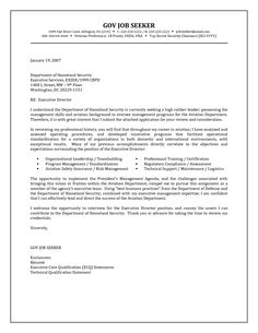 government resume cover letter examples httpjobresumesamplecom99 - Samples Cover Letter For Job Application