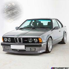 E24 M635Csi Highline
