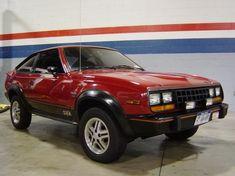 AMC. Eagle SX/4
