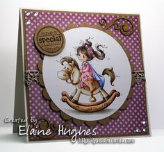 Princess by Quixotic - Cards and Paper Crafts at Splitcoaststampers
