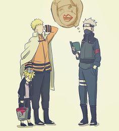 Kkkkk igualzinho o Naruto