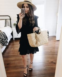 3d0707f988baa 6 ways to style an eyelet dress for winter