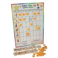 This is one of my favorite purchase. The kids love it and I also got supplemental packs for behavior/ family. They have blank ones you can fill in yourself too. Its working well in my house with fun and easy rewards they win at the end of the week.