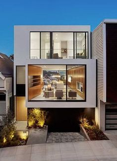 Laidley Street Home by Michael Hennessey Architecture, San Francisco
