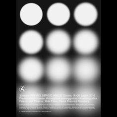 sethlunsford Typography Poster, Typography Design, Branding Design, Instagram Design, Sound Sculpture, Publication Design, Circle Design, Grafik Design, Book Cover Design