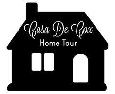 Wife Mommy Me: Casa de Cox :: Home Tour #decor #small #home #simple #decorations