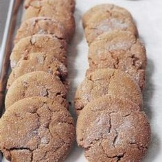 Ultimate Ginger Cookie