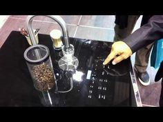 kávovar coffeemaker TopBrewer Scanomat: it makes all type of Coffee with iPhone control too!