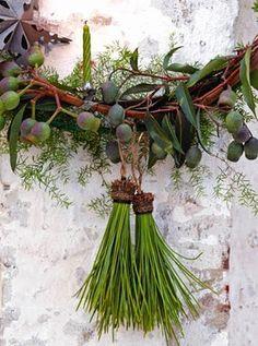 Tassles Wreath