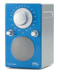 Tivoli Audio High Gloss iPal Radio - Available in 5 Colors