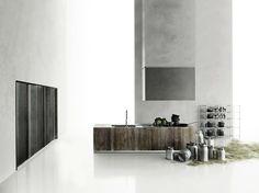 Aprile kitchen by P. Lissoni