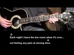 The Bottle Let Me Down - Merle Haggard - How To Play - Best Beginner Guitar Lessons - YouTube