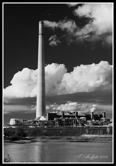 One claim to fame when I visited was having the world's tallest smokestack. Sudbury Canada, All About Canada, City Scapes, Water Tower, World Best Photos, Landscape Photos, Ontario, Places To Travel, Places Ive Been