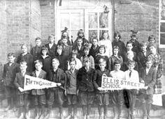 Yesterday: Ellis Street School   Salisbury, NC - Salisbury Post #visitsalisburyrowan