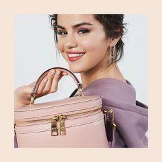@coach via Instagram  #SelenaGomez #Selena #Selenator #Selenators #Fans