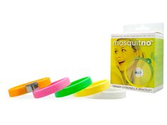 MosquitNo Bracelets - 5Pack