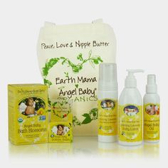Green Grandma: Spring into Green Giveaway Hop featuring some Angel Baby sweetness!