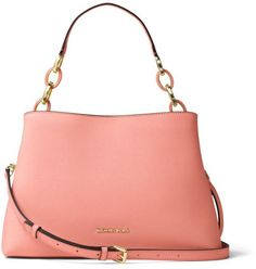 a934b906f143 The Michael Kors Large Saffiano Leather Antique Rose Tote Bag is a top 10  member favorite on Tradesy.