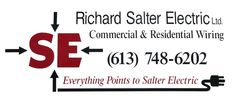 Salter Electric is a licensed electrician with proactive emergency and repair services. We serve in Ottawa, Gloucester, Orleans, Nepean areas in Ontario. Emergency Electrician, Electrician Services, Home Renovation Companies, Basement Renovations, Residential Wiring, Open Space Living, Electrical Connection, Electric Company