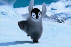 Dessins animés : Happy Feet