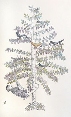 BirdsSwing by cate edwards, via Flickr