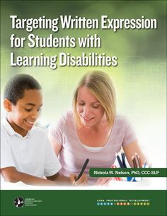[CD] Find out how to target language growth in students (ages 6–18) with language-based learning disabilities (LLD)