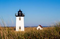 Perched on the tip of Provincetown, Massachusetts, Wood End Lighthouse properly punctuates one of our favorite places on earth.