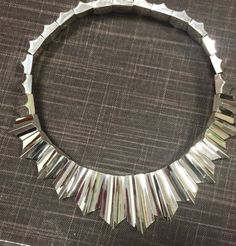 Vintage-Two-Trees-Taxco-Sterling-Silver-Modernist-Necklace