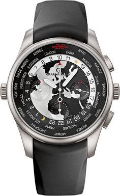 """Girard-Perreaux ww.tc """"Zegg Cerlati"""" Edition (Monaco) #luxurywatch #GirardPerregaux Girard-Perregaux. Swiss Watchmakers watches #horlogerie @calibrelondon"""