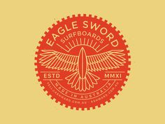 Eagle Sword 2 by Brian Steely