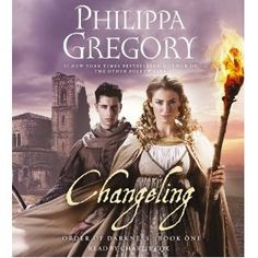 Changeling by Philippa Gregory, narrated by Charlie Cox - YA historical fiction