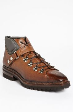 Santoni 'Quennel Mid City' Boot available at #Nordstrom