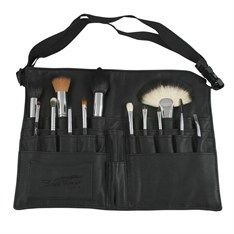 Vortex Professional Makeup Brushes with Belt