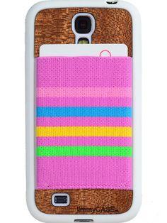 Galaxy S4 Wallet Case | Samsung Galaxy S4 Credit Card Cases | Wallet Phone Galaxy S4 - jimmyCASE